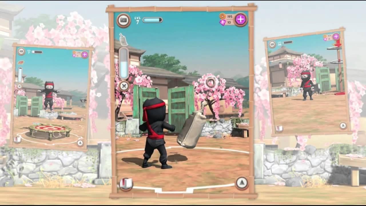 Clumsy Ninja cheats für gems (ios und android)