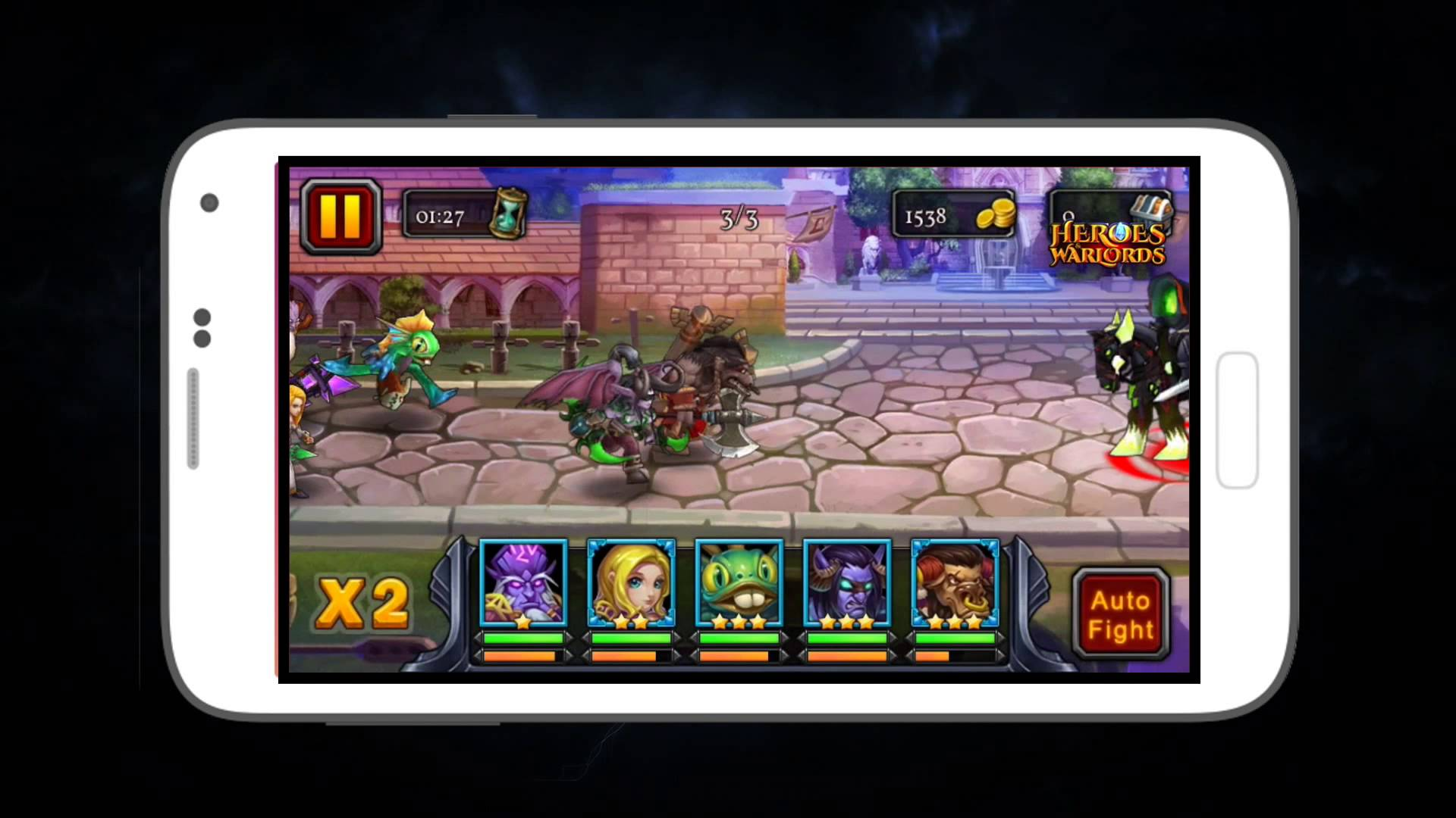 Heroes and Warlords cheats – so bekommt ihr Gems