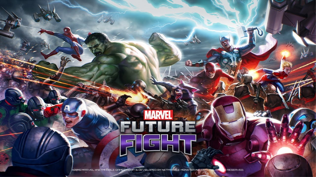MARVEL Future Fight cheats für ios und android Gems