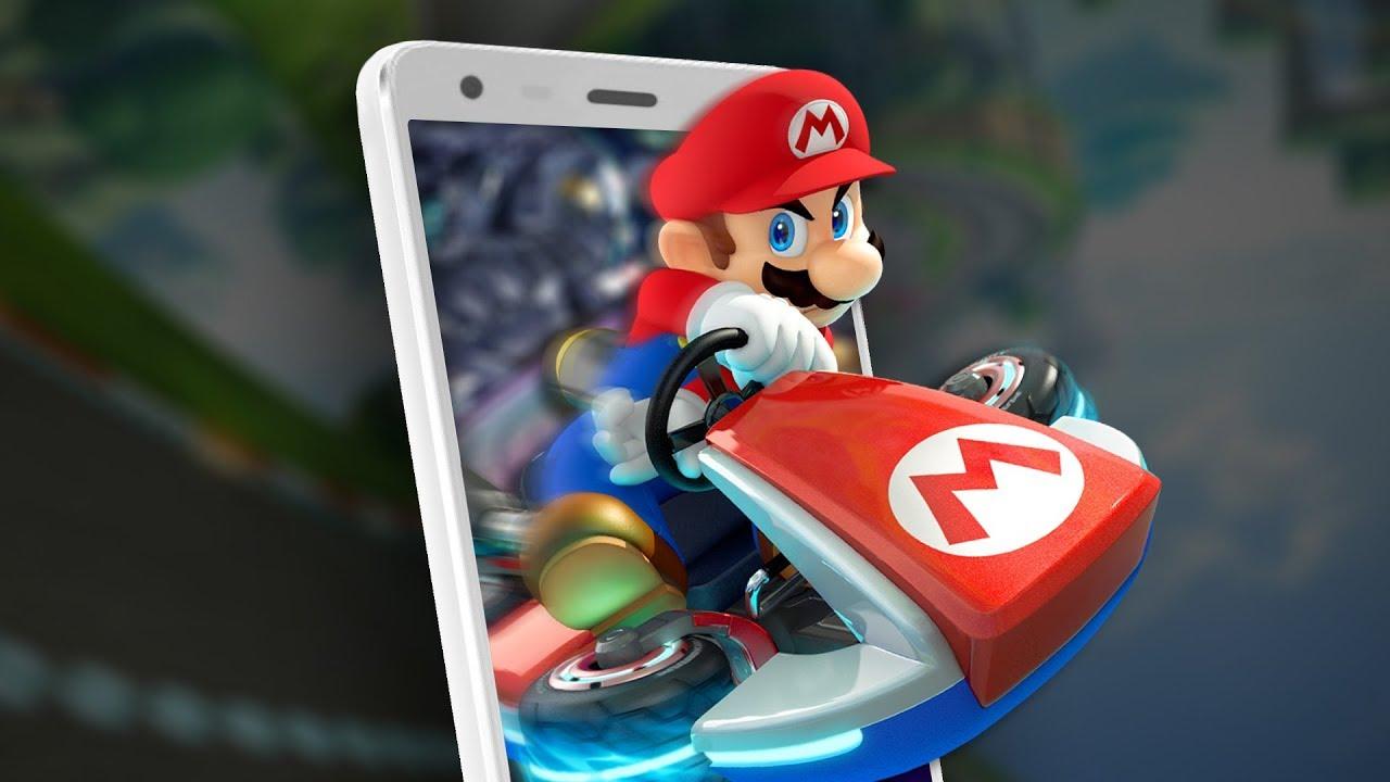 Mario Kart auf dem iPhone? Nur ein Gerücht?