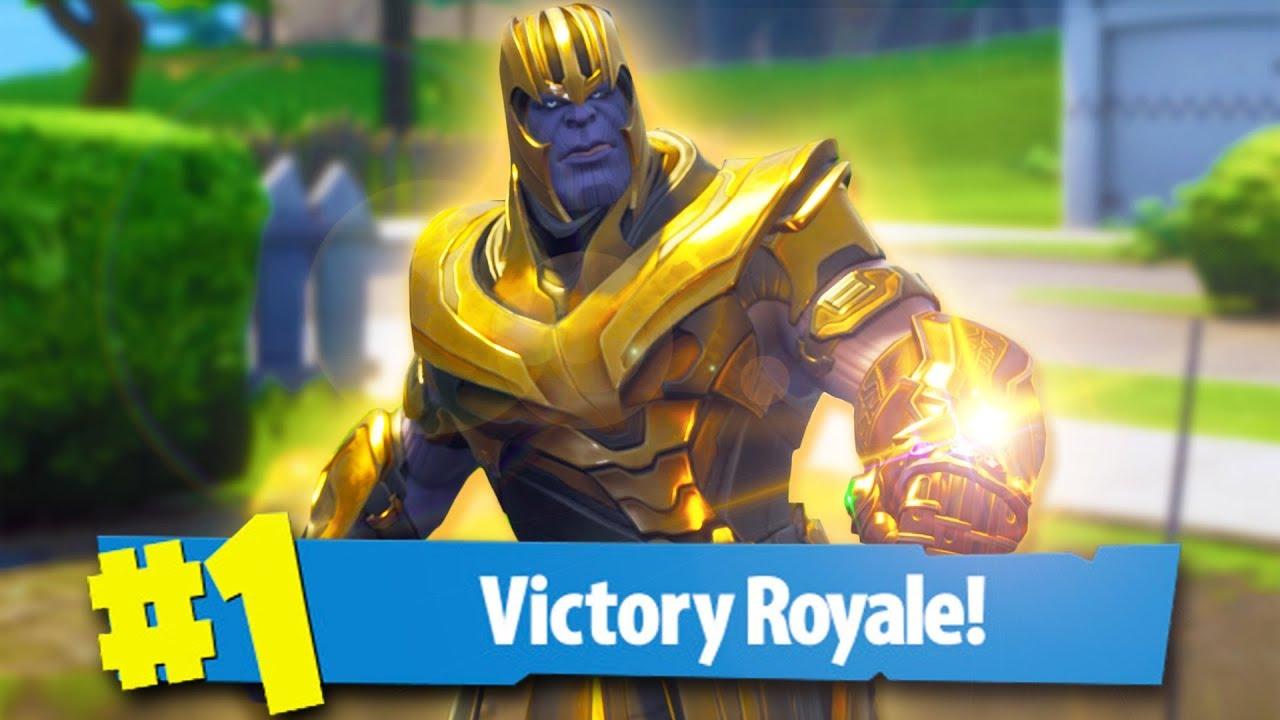 Fortnite und Thanos - eine neue Ära des Sponsoring