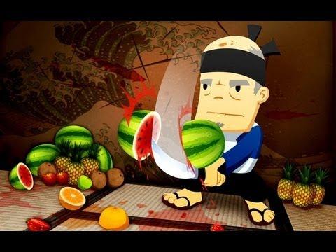WAP Spiele: wer kennt noch fruit ninja?