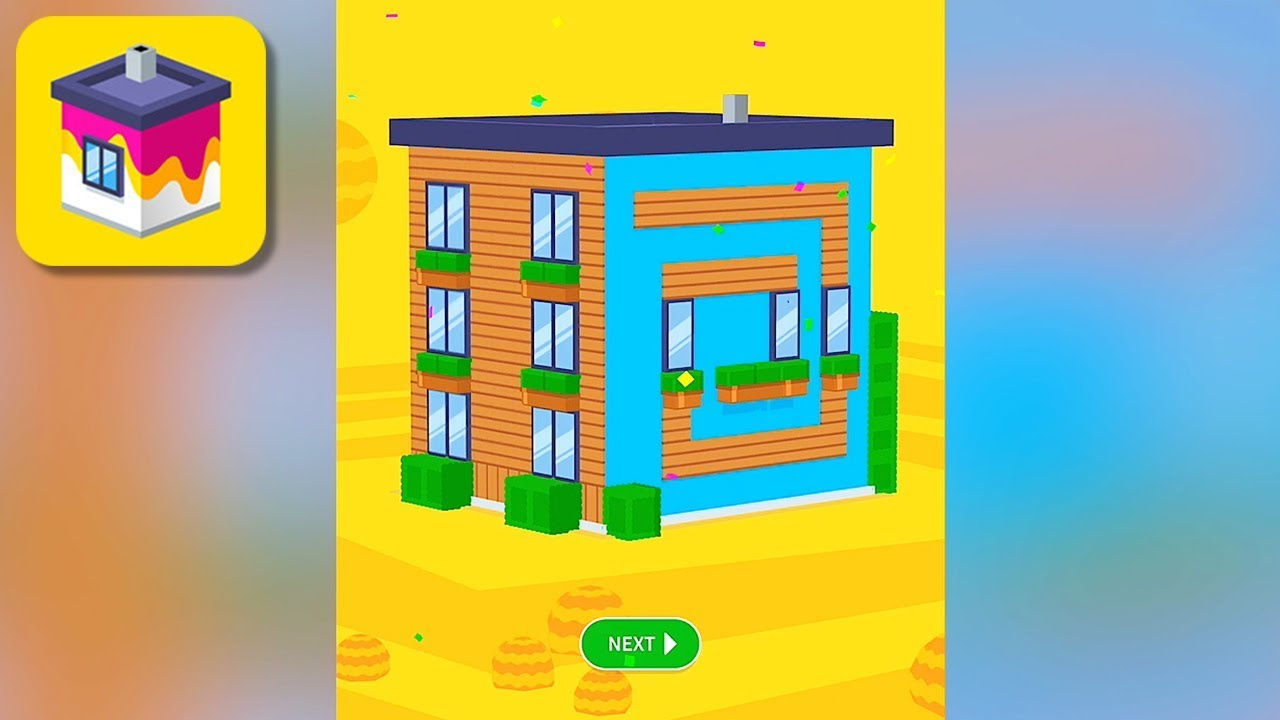 House Paint Cheats iOS (alle Level und alle Tools)