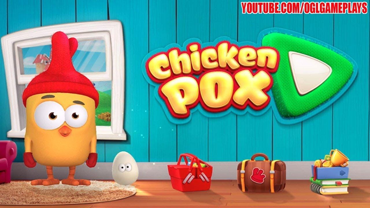 Chicken Pox cheats und hack - Eier unendlich oft bekommen