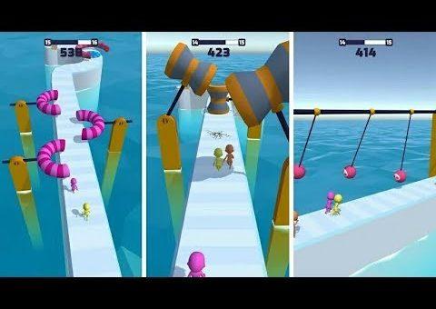 Fun race 3D Cheats iOS Android so gewinnst du immer