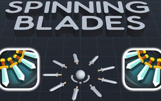 Spinning Blades Hack für iOS und android – immer gewinnen