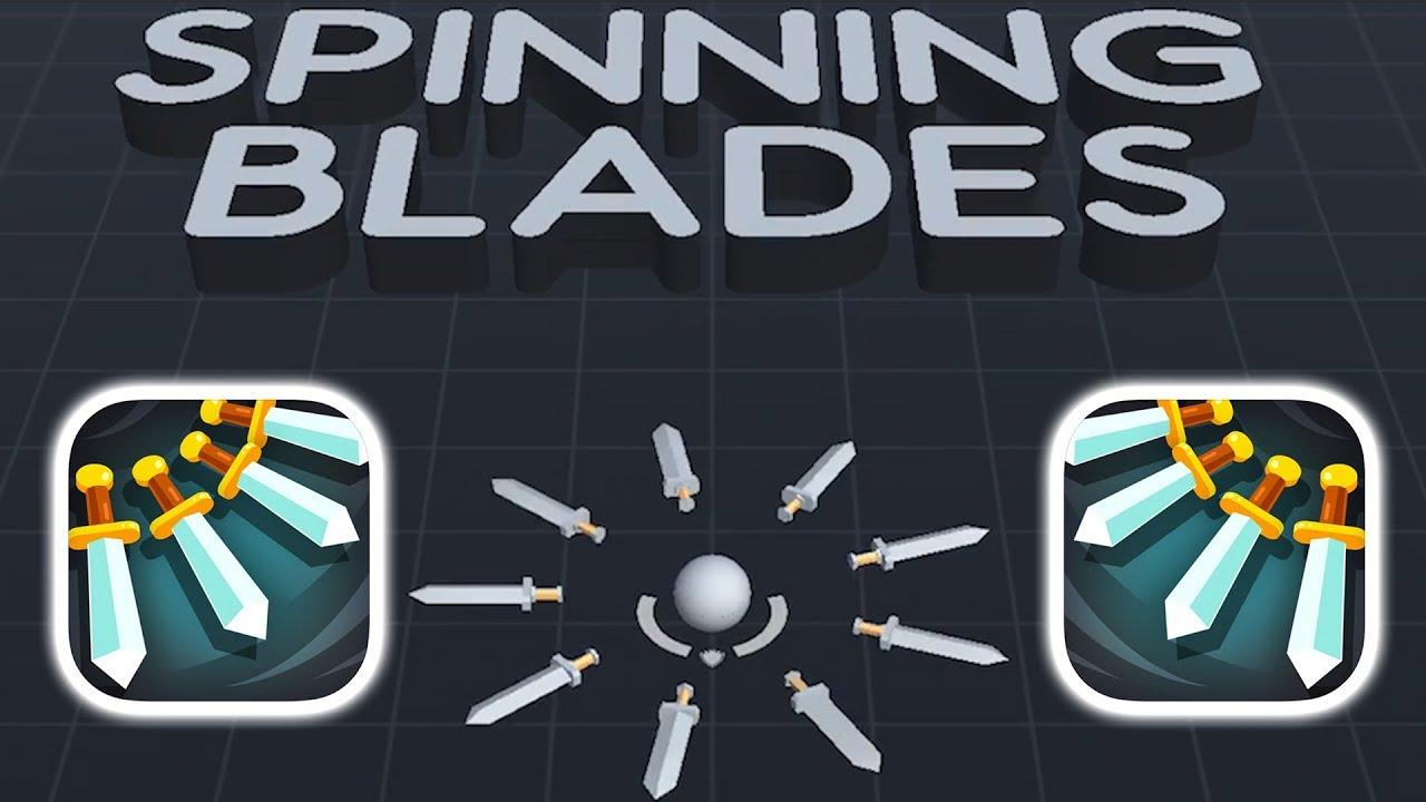 Spinning Blades Hack für iOS und android - immer gewinnen