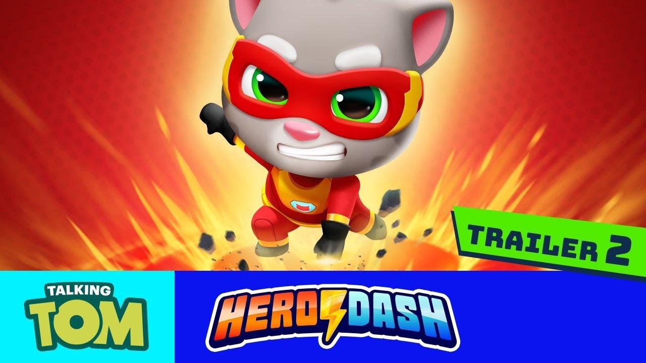 Talking Tom Hero Dash Hack für Credits iOS Android