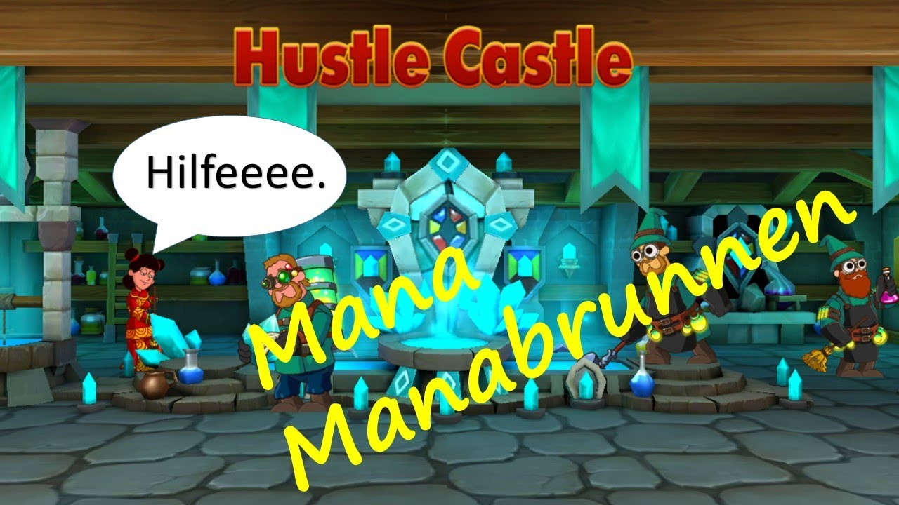 Hustle Castle Hack Cheats für Diamanten
