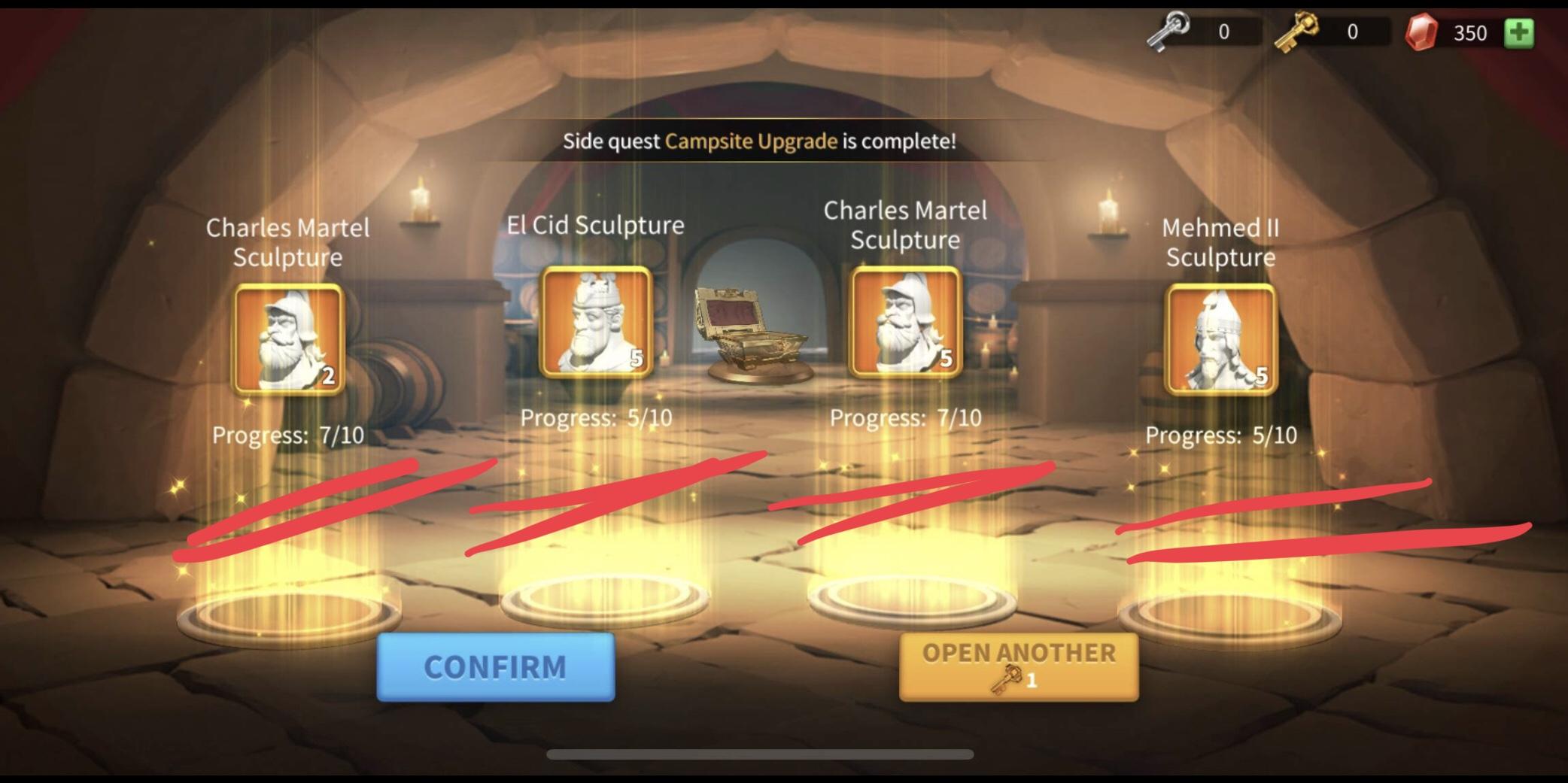 Rise of kingdoms gold keys cheats