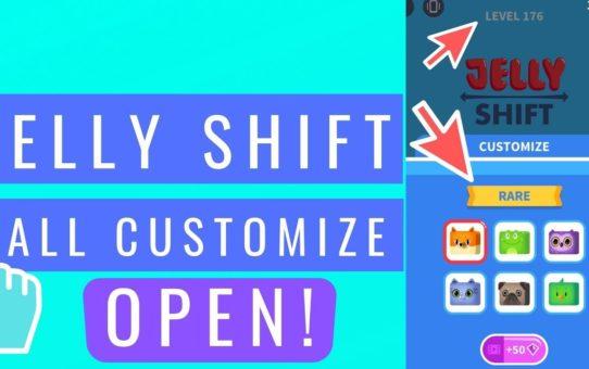 Jelly Shift Hack – löse alle Level mit diesen Cheats
