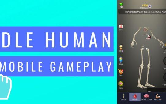 Idle Human cheats für diamonds auf ios und android