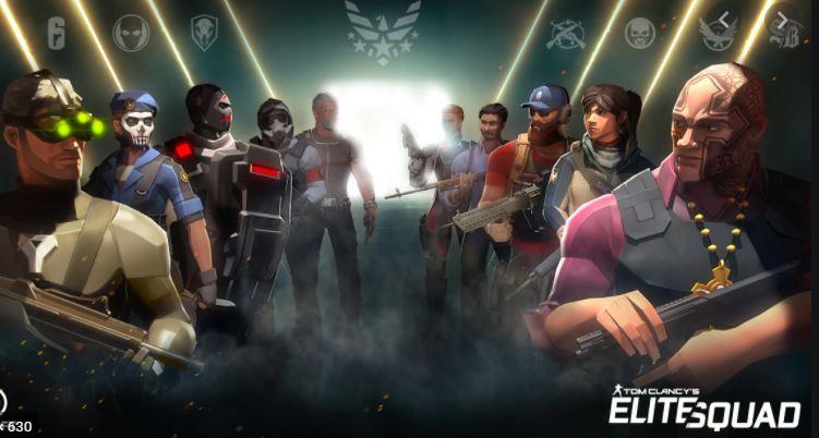Tom Clancys Elite Squad Hack für Gold und Booster